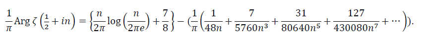 formula for the